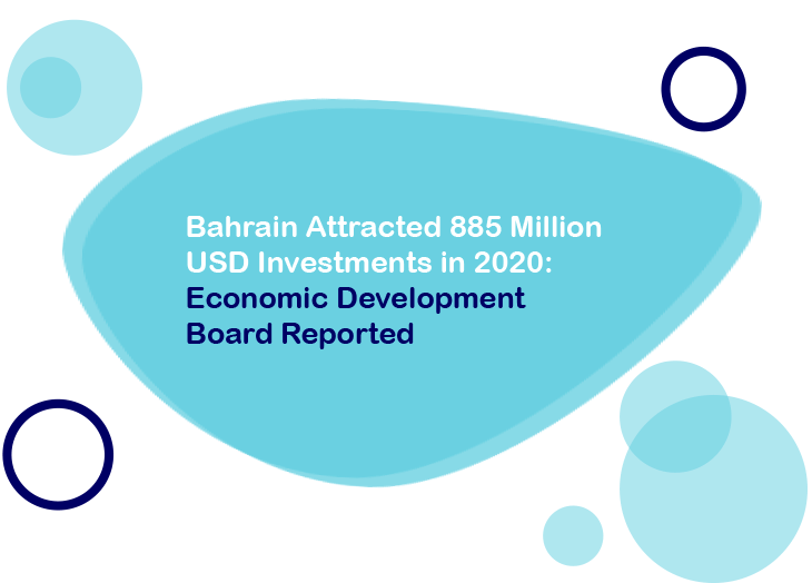 Bahrain Attracted 885 Million USD Investments in 2020